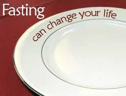 Health benefits on Fasting