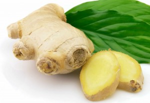ginger for liver cleansing