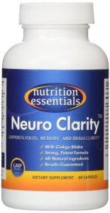 Nutritional Essentials Neuro Clarity