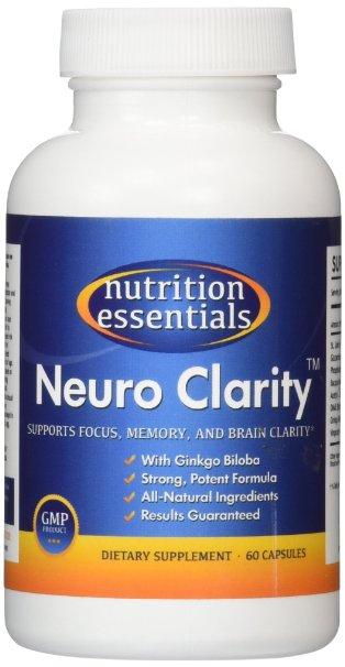 Nutritional Essentials Neuro Clarity