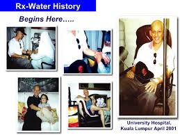 History of Rx Water Filter