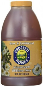 Arizona Desert Wildflower Honey Raw Unfiltered