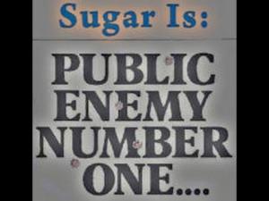 sugar - enemy