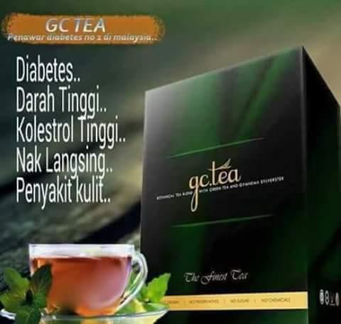 Testimoni Produk Gc Tea My Go Healthy