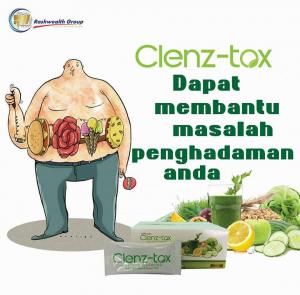 kebaikan clenz-tox